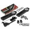 Swingarm Extension kit Ruckhouse Black (Grom)