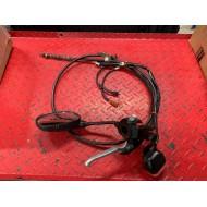 Complete Left handle switch - Zuma 50F 2012+ - USED ITEM - READ DESCRIPTION