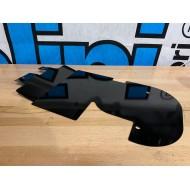 Luggage board NCY Black - Installed - No hardware