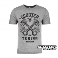 T-Shirt ScooterTuning X White