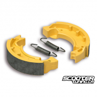 Rear Brake Shoes Malossi Power  (CPI-Vento-Keeway)