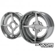 Wheel Set Ruckhouse Mancave CNC 2-Piece Honda Grom (13x6-13x4.5)