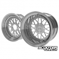 Wheel Set Ruckhouse Hate CNC 2-Piece Honda Grom (12x6-12x4)