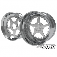 Wheel Set Ruckhouse 5-Star CNC 2-Piece Honda Grom (12x6-12x4)