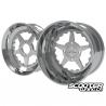 Wheel Set Ruckhouse 5-Star CNC 2-Piece Honda Grom (12x6-12x4)