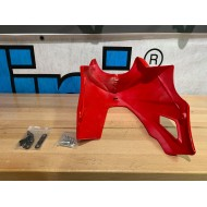 Honda Grom Red Belly Pan - open box