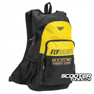 Backpack Fly Jump Rockstar