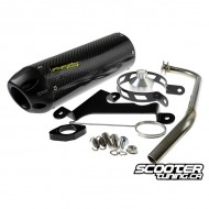 Exhaust Two Brothers Racing Hurricane Bws / Zuma / C3 50F (4T)