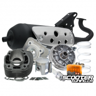 Engine Package Malossi Sport 70cc (PGO)