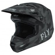 Helmet Fly Kinetic S.E. Tactic Grey Camo