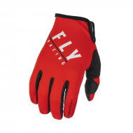 Glove Fly Windproof Black / Red