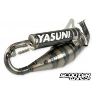 Exhaust system Yasuni Carrera 30 Black Edition