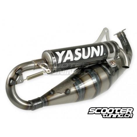 Exhaust system Yasuni Carrera 30 Black Edition