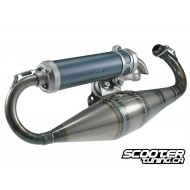 Exhaust system Malossi MHR TEAM