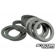 Variocontrol Stage6 32 Adjustment Washers 0.4-1.0mm to 14.8x20.0