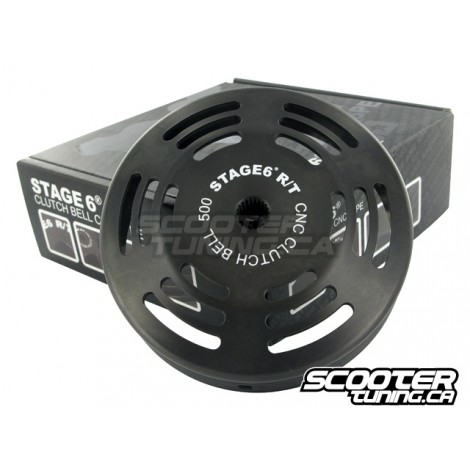 Clutch bell Stage6 R/T CNC type 500 107mm