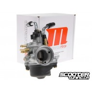 Carburetor Motoforce 17.5mm manual Choke