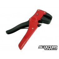 Wire stripper tool incl. Cable cutter motoforce