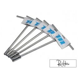 T-handle socket wrench Motoforce