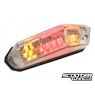 Tail light STR8 LED universal 15x8.5cm