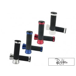 Handlebar grips STR8 CNC black