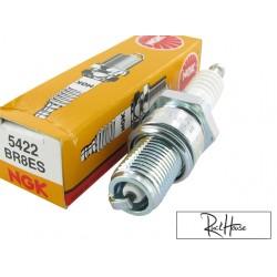Spark plug BR8ES (Solid Tip)