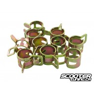 Spring clip set Motoforce