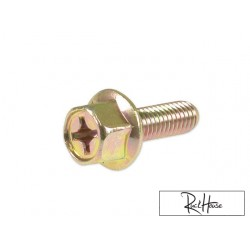 Exhaust bolt Stage6 M6x1mm
