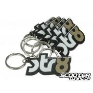 Keyring STR8, Logo