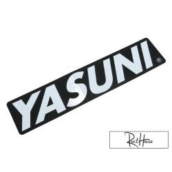 Sticker For Yasuni Exhaust