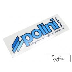 Sticker Polini 12 x 4cm