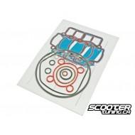 Gasket Set Motoforce Standard 50cc Aprillia