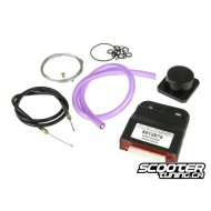 Conversion kit Malossi Digitronic from injection to carburettor