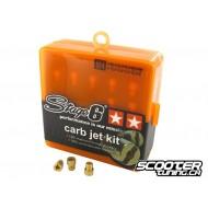 Carburettor jet kit Stage6 4mm 60-80