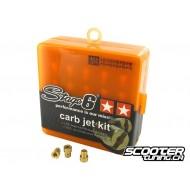 Carburettor jet kit Stage6 4mm 82-100