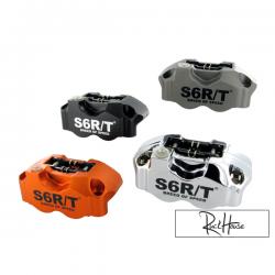Brake caliper Stage6 R/T CNC-machined 4-Piston