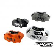 Brake caliper Stage6 R/T CNC-machined 4-Piston