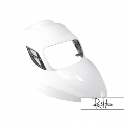 Front fairing BCD RX White