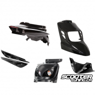 Complete Fairing Kit BCD RX Black