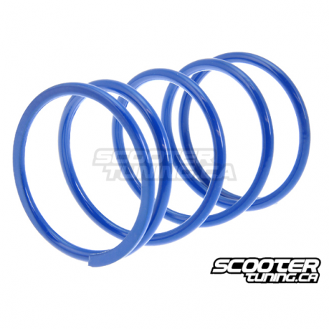 Torque spring, Malossi Racing +106% (Blue)