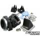 Intake system Motoforce RACING, incl. reedvalve, 360° pivotable, Piaggio