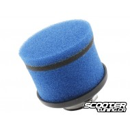 Racing air filter Stage6, short, blue