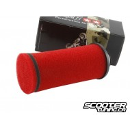 Air Filter Stage6 Long Red (35mm)