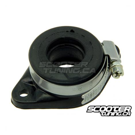Adaptor 23mm rubber for Stage6 (fits Dellorto/ Arreche carburettors)