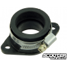 Adaptor 32mm rubber for Stage6 (fits Keihin PWK / Stage6 PWK carburettors)