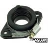 Adaptor 30mm rubber for Stage6 (fits Mikuni TM24 / Stage6 TM24 caburettors)