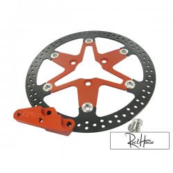Brake Disc Stage6 Oversize MkII, 280 mm, Steel