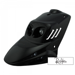 "Front Fairing BCD ""double optic"" Black"