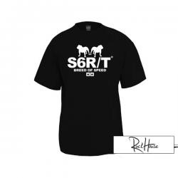 T-Shirt Stage6 R/T Black