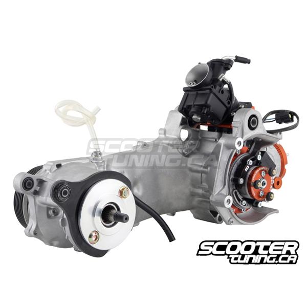 Complete Engine Stage6 R/T 70cc ATV-DRR-APEX - Distribution